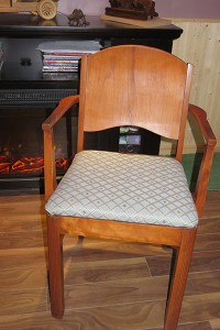chair finished