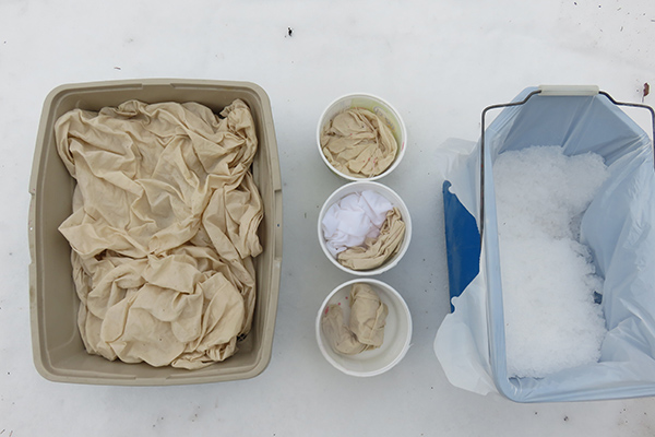 WIP: Fabric Dyeing