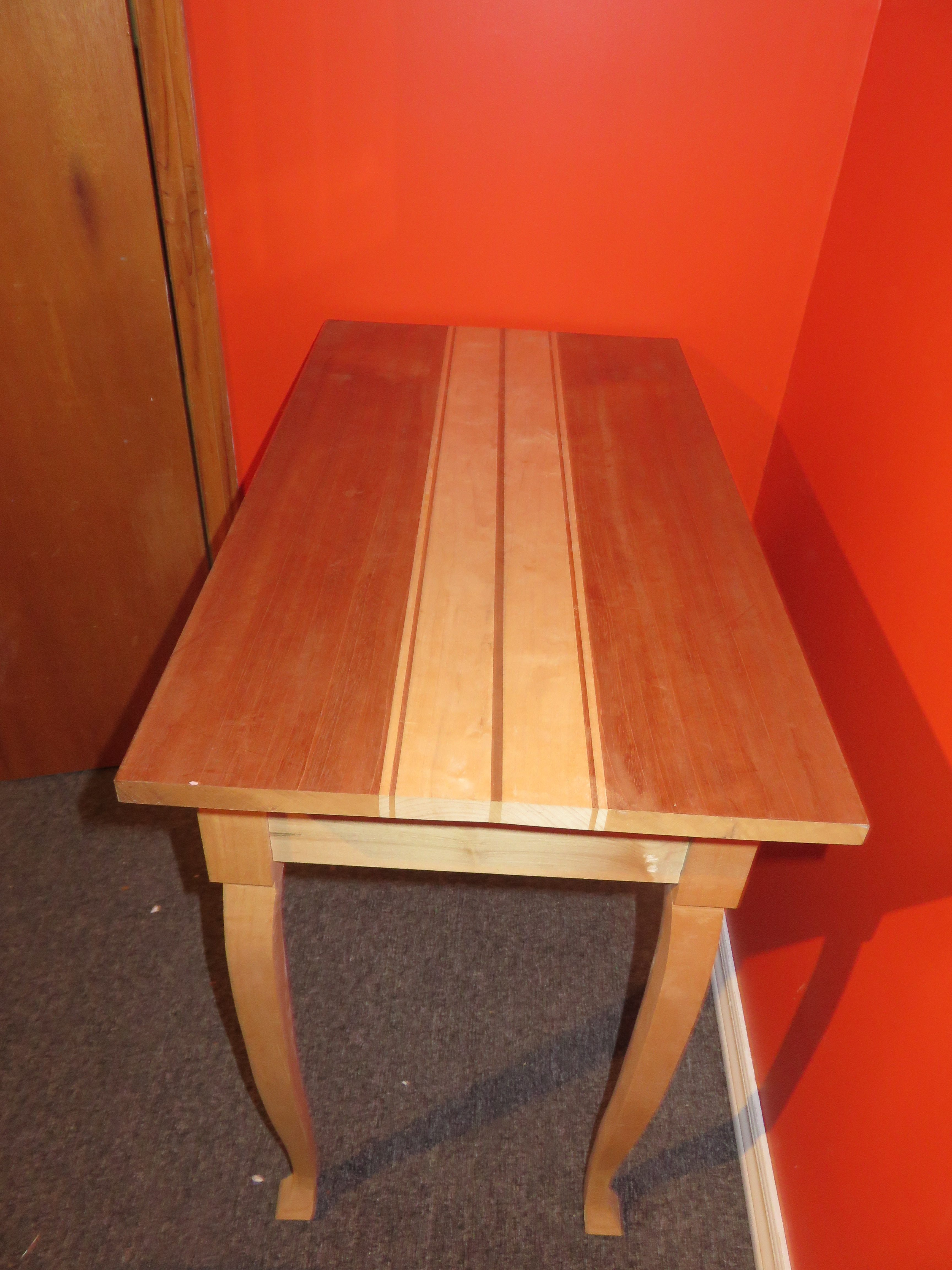 Work in Progress: Side Table